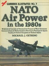 WARBIRDS ILLUSTRATED 7 NATO AIRPOWER 1980s RCAF GREECE NETHERLANDS AMI LUFTWAFFE