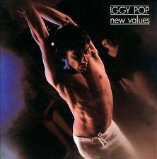 Iggy Pop - New Values Audio CD Limited/Collectors Ed. HD CD Vinyl Replica NEW