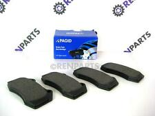 Renault Sport Clio 197 200 2.0 16v 06-12 Front Brake Pads Pagid Pair *OE QUALITY