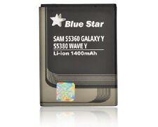 BATERIA Extra Duración SAMSUNG  GALAXY Y  S5360   GALAXY WAVE S5380 BLUE STAR
