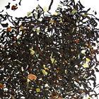 Strawberry flavored Tea black loose leaf tea 1 LB Bag, Good Iced Tea