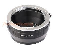 Leica R LR Lens to Fujifilm FX Mount X-Pro2 X-E1 X-E2 E-M1 X-T1 X-T10 Adapter