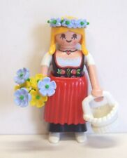 Playmobil Trachtenfrau , 5158, Girls Serie 2