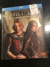 Camelot (Blu-ray Disc, 2011, 3-Disc Set) Brand New Factory Sealed