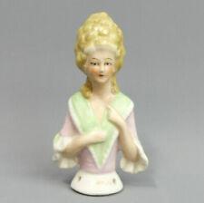 Porcelain Pin Cushion Doll