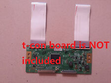 LG 55LV5500-UA 55LW6500-UA Flex ribbon cable, fit t-con board 6870C-0369C to LCD