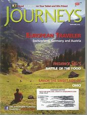 Journeys May June 2014 Savor Sweet Ohio/Battle of the Food Frederick MD