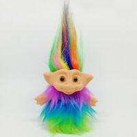 Troll Dolls Set Miniature Action Figurine Collectable Dolls Party Favors