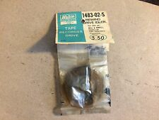 Vintage Idler Wheel Walsco Turntable Tape Parts NOS 1483-02-S Bell & Howell 785