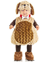 Puppy Unisex Childs Furry Animal One Piece Halloween Costume
