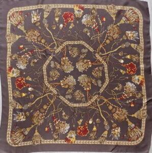 ADRIENNE VITTADINI Beautiful Women's Vintage Scarf Silk