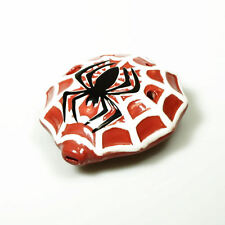 Marvel Spider-Man 6 Hole Ocarina Ceramic C Major Tenor Flute NWT