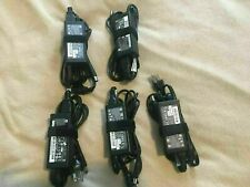 LOT OF 5 HP AC Adapters 18.5V 3.5A 65W 384019-002 391172-001 .GENUINE hp charger