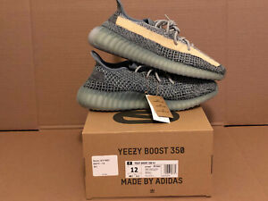 Yeezy Boost 350 V2 Ash Blue GY7657 SIZE 12 ( READY TO SHIP )