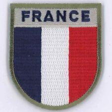 FRANCE Tissu patch Ecusson de bras