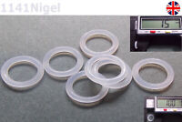10mm OD  1.5mm CS O Rings Seal Silicone VMQ Sealing O-rings Washers