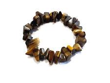Bijou bracelet pierre oeil de tigre ships sur élastique bangle 1