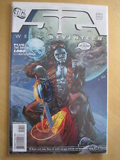 "The ORIGIN of  LOBO by KEITH GIFFEN in ""52"" WEEK SEVENTEEN. DC.2006"