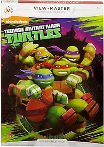 Mattel View-Master Teenage Mutant Ninja Turtles Experience pack