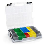 Bosch Sortimo W-BOXX 102 Sortimentskasten Sortimentskoffer Schraubenbox Einlage