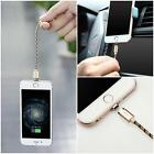 Magnetic Charger Lightning USB Data Sync Charging Cable for iPhone 7 6 6s Plus 5
