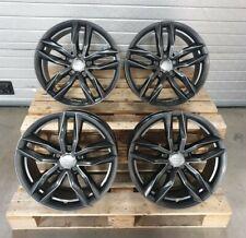 18 Zoll Meisterwerk MW08 Alu Felgen 5x112 für Mercedes Audi Skoda Seat VW AMG
