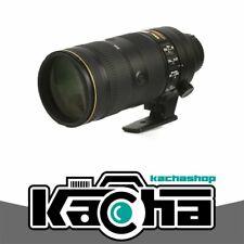 NUEVO Nikon AF-S NIKKOR 70-200mm f/2.8E FL ED VR Lens