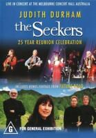 THE SEEKERS JUDITH DURHAM 25 Year Reunion Celebration & Future Road DVD NEW
