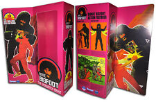 "Kenner SIX MILLION DOLLAR MAN BIONIC BIGFOOT Box for 12"" Action Figure"
