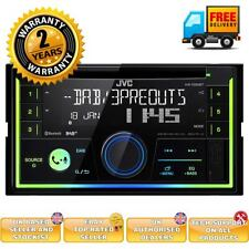 JVC KW-DB93BT Double Din Tuner Bluetooth DAB CD/MP3/USB/AUX/ iPod/Android