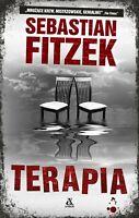 Sebastian Fitzek - Terapia [polish book, polen buch]