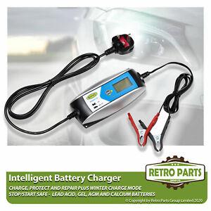 Smart Automático Cargador de Batería Para Saab 9-3. Inteligente 5 Etapa