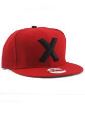 New Era X-Men Classic 9fifty Snapback Hat Adjustable Marvel Comics Xmen Red NWT