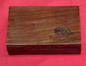 COLT Firearms Wood Box Case