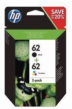 HP Genuine 62 B/C Combo Ink (in Box) in Date HP ENVY 5540,5643,5542,5544