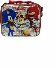 Sonic the Hedgehog Team Lunch Box - BRAND NEW Licensed - Boom