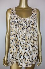 SUSSAN TANK CAMI BLOUSE TOP TUNIC SHIRT 12 M