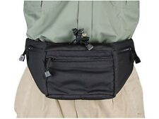 BLACKHAWK Fanny Pack with Holster and Retention Belt Loops Nylon 60WF05BK