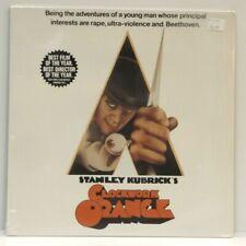 Clockwork Orange Laserdisc Warner Bros Video New and Sealed