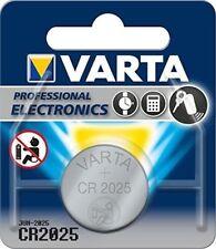 VARTA CR2025 BATTERIE (1er-Pack) KNOPFZELLE KNOPFBATTERIE NEU & OVP