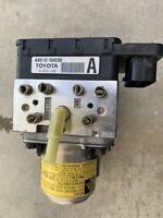 07-11 Toyota Camry Hybrid ABS Anti-Lock Brake Pump Modulator Unit 44510-58030 A