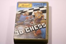 CYRUS II CHESS 3D CHESS  AMSTRAD CPC 464 VINTAGE GAME BY INTELLIGENT 1985