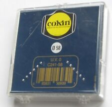 58mm Cokin UV Lens Filter HR Protection Genuine France 58 mm C241-58 Camcorder