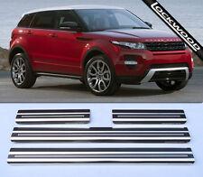 Range Rover Evoque 4 Door Sill Protectors