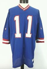 Vintage MACGREGOR Sand-Knit NEW York NY Giants BRYANT # 11 Mesh Jersey Mens  XL