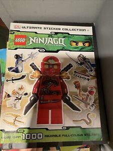 LEGO (R) Ninjago Ultimate Sticker Collection by DK (Paperback, 2012)