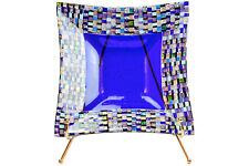 Vetro di murano glass Piatto Mosaico  firmato Stefano Birello