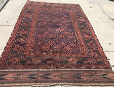 AN AWESOME UNUSUAL SIZE BALUCH RUG