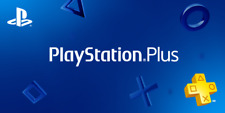 28 DAYS PSN PLUS - PS4 - PS3 - PS Vita PLAYSTATION (NO CODE)