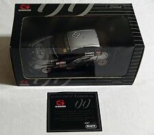 1:18 Lowndes/Crompton GM QLD 500 2001 #00 Ford Falcon AU V8 Supercar MINT